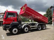 Camión MAN 41.480 3S Kipper mit Bordmatik 8x8 volquete volquete trilateral usado