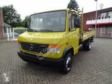 Camión Mercedes Vario 816D Vario MEILLER 3S Kipper 4x2 volquete volquete trilateral usado