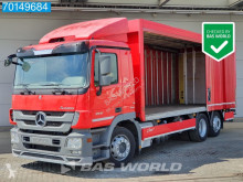 Mercedes Actros 2541 truck used tautliner