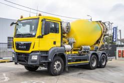 Teherautó MAN TGS 33.360 használt betonkeverő beton