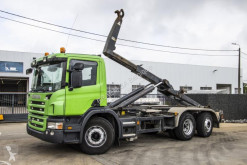 Camion porte containers Scania P 340