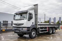 Caminhões Renault Kerax 460 estrado / caixa aberta estandar usado