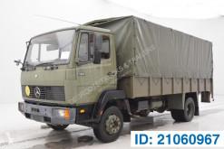 Mercedes tautliner truck Ecoliner
