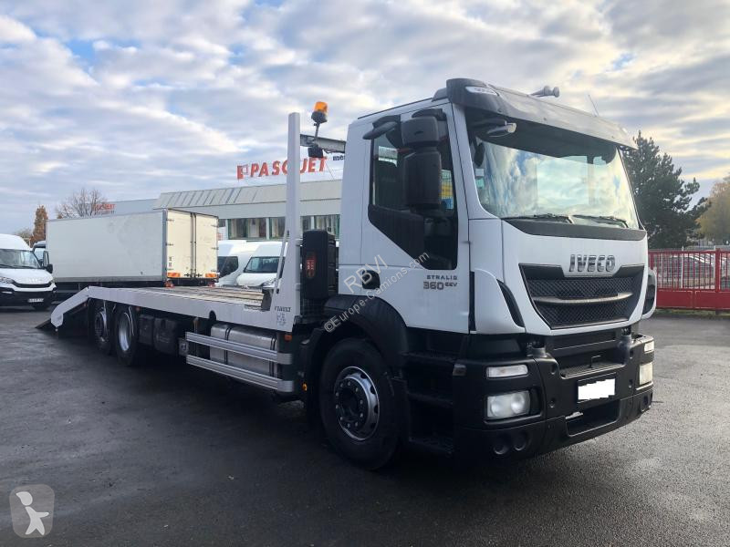 View images Iveco Stralis AD 260 S 36 Y/FS-D truck