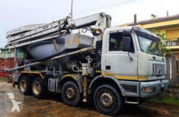Camion Astra HD7/C 84.45 béton malaxeur + pompe occasion