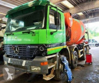 奔驰Actros卡车 4140 混凝土搅拌车/搅拌机 混凝土搅拌车/搅拌车 二手