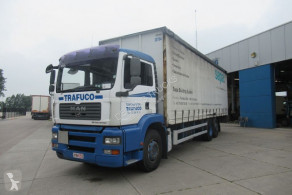 Camion fourgon MAN TGA 26.320
