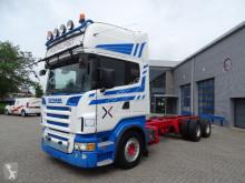 Caminhões Scania R 500 chassis usado