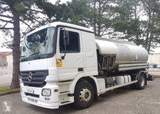Camion Mercedes Actros 1836 citerne hydrocarbures occasion