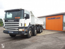 Scania two-way side tipper truck C 124C360