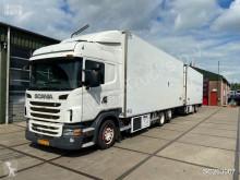 Грузовик Scania G 420 холодильник монотемпературный б/у