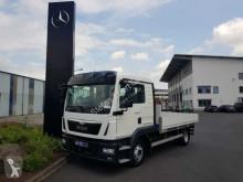 Kamión valník bočnice MAN TGL 8.250 Pritsche L-Haus Bett AHK 6-Zylinder