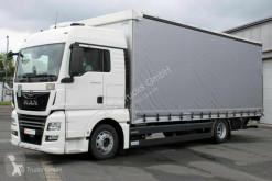 Lastbil MAN TGX 18.420 TGX Fernverkehr Schiebeplane Retarder LBW glidende gardiner brugt