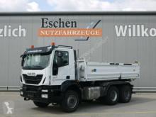 Camión Iveco AD 260T45 6x4*Retarder*Meiller 3Seiten*Bordmatik volquete volquete trilateral usado