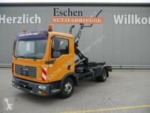 Kamión MAN TGL TGL 12.240 4x2BL*Multilift XR 8S 4150*3Sitze*AHK hákový nosič kontajnerov ojazdený