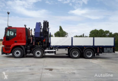 Camion Iveco 440 8X4 PALFINGER 85002+JIB AÑO 2008 occasion