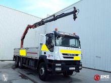Камион Iveco Trakker 360 платформа втора употреба
