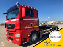 Lastbil MAN TGX 28.480 flerecontainere brugt