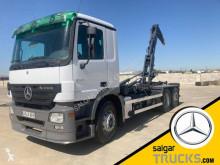 Lastbil flerecontainere Mercedes