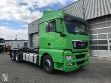 Caminhões poli-basculante MAN TG-S 26.440 BL 6x2 Abrollkipper Lenk+Lift,Schalter,Top