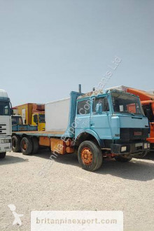 Iveco Turbostar 190.30 truck used standard flatbed