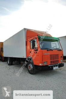 Volvo FL7 260 truck used box