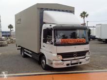 Camión lona corredera (tautliner) Mercedes Atego 1018 N