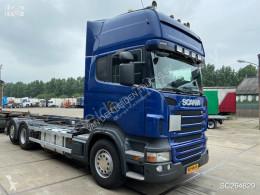 Scania konténerszállító teherautó R 480