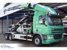 Camión DAF CF 85.380 portacontenedores usado