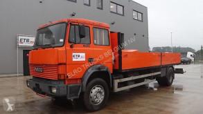 Ciężarówka platforma Iveco Turbostar