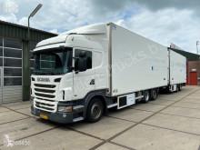 Teherautó Scania G 420 használt egyhőmérsékletes hűtőkocsi