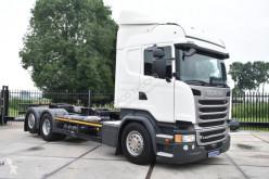 Caminhões Scania R 450 BDF usado