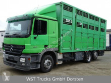 Camion bétaillère Mercedes Actros Actros 2541 Menke 3 Stock Vollalu
