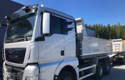 Camión volquete MAN TGX26.580 6x4 581cv Dumper truck