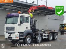 MAN billenőplató teherautó TGA 35.390