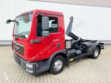 Caminhões MAN TGL 12.220 BB 12.220 BB Palfinger Cityabrollkipper T 07 S bis 4 m poli-basculante usado