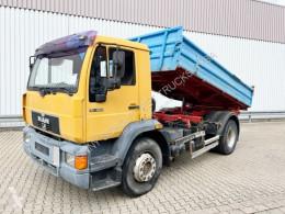 Camión volquete volquete trilateral MAN 18.284 LK 4x2 BB LK 4x2 BB