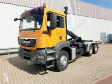 Camion polybenne MAN TGS 26.440 6x4 BL 26.440 6x4 BL Standheizung