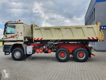 Ciężarówka wywrotka trójstronny wyładunek Mercedes Actros 3343 6x6 SHD/Klima/NSW