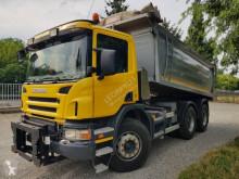 Camión Scania R420 volquete benne TP usado