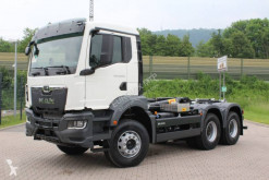 Camion MAN TGS polybenne neuf