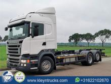 Ciężarówka BDF Scania R 450