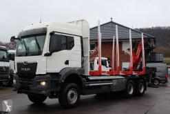Camión maderero MAN TGS 33.510