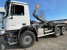 卡车 双缸升举式自卸车 奔驰 Actros 3336