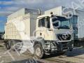 شاحنة MAN TGS 33.440 مكنسة كهربائية مستعمل