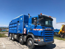 Camion aspirateur Scania R 420