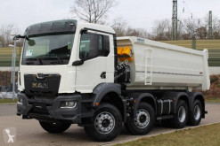 Camion benne Enrochement MAN TGS 35.430