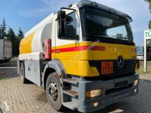Camión Mercedes Axor Mercedes Axor 1828 2-Kammer Tnkwagen cisterna hidrocarburos usado