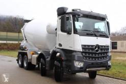 Lastbil betong blandare Mercedes Arocs 4142