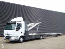 Camion Renault AUTO TRANSPORTER + TIJHOF 8 mtr TRAILER